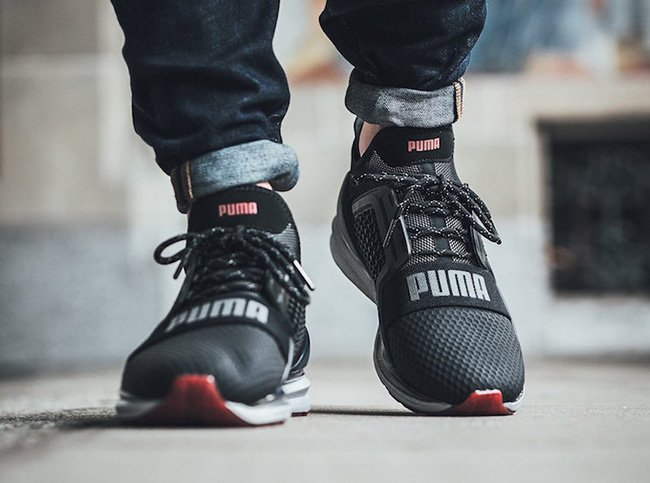puma ignite hi tech