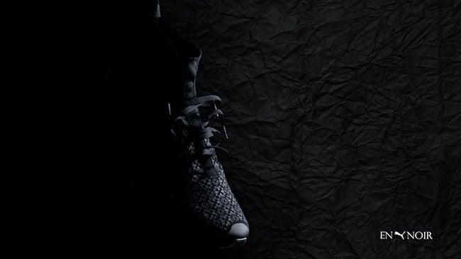 Puma x EN Noir Collection