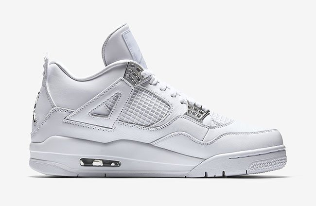 Pure Money Air Jordan 4 2017