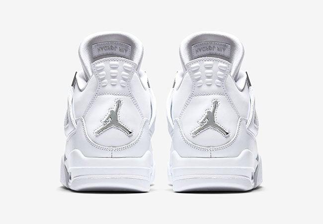 Pure Money Air Jordan 4 2017