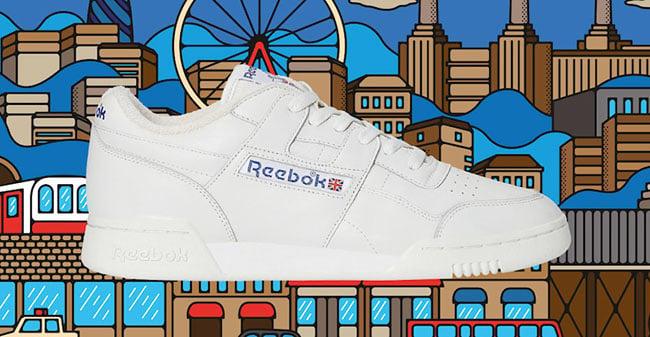 Reebok Classic Rimo Freestyle Workout