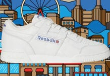 Reebok Classic Rimo Freestyle Workout