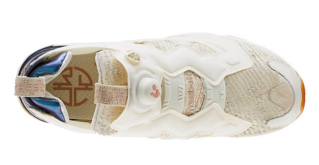 Reebok Insta Pump Fury Chinese New Year of the Rooster
