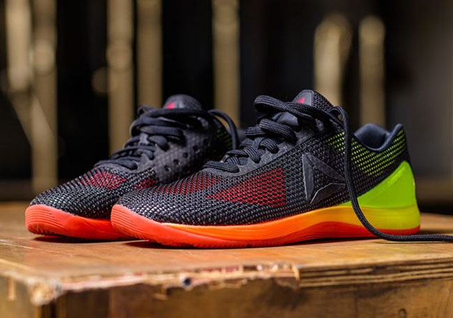 order details for competitive price Reebok Nano 7 Crossfit Sneakers Release | SneakerFiles