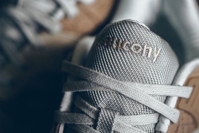 Saucony Grid SD Quilted Tan Grey