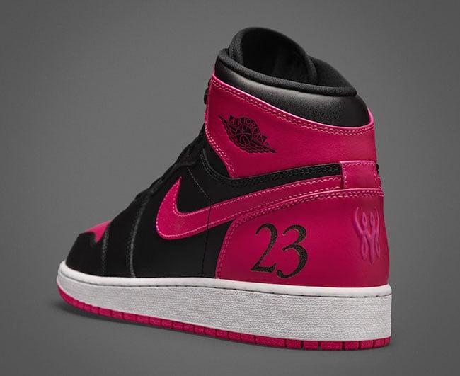 Serena Williams NikeCourt Flare Air Jordan 1