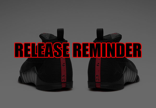 Sneakers Release January 5th 7th 2017