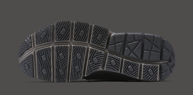 Stone Island x Nike Sock Dart Black 910090-001