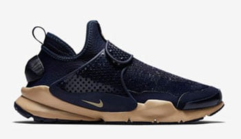 Stone Island Nike Sock Dart Mid Obsidian