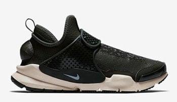 Stone Island Nike Sock Dart Mid Sequoia