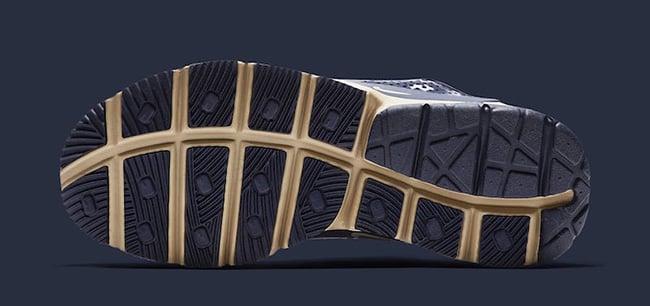 Stone Island x Nike Sock Dart Navy Blue 910090-400