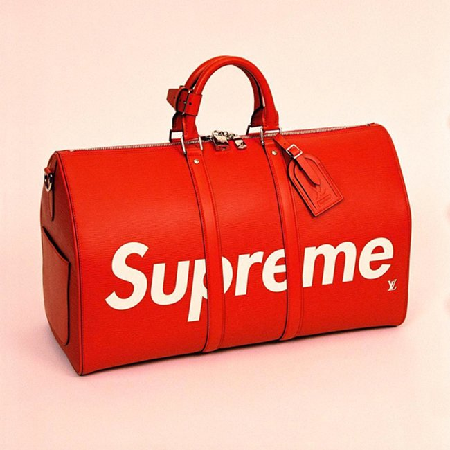 Supreme Louis Vuitton Collection