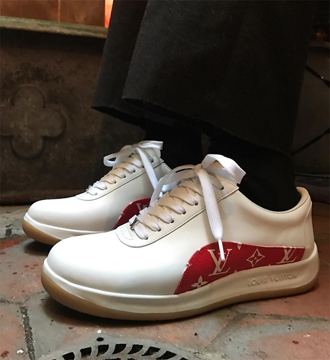 Supreme Louis Vuitton LV Sneakers