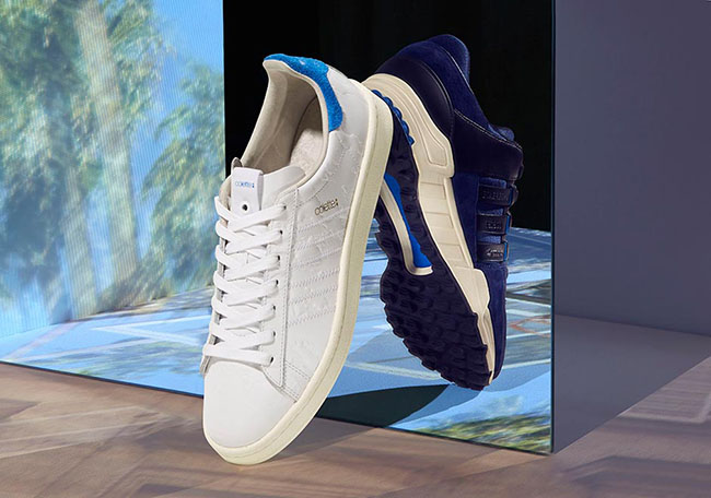 promo code dd333 6378d UNDFTD x Colette x adidas Consortium Sneaker Exchange Pack ...