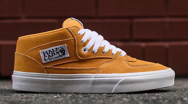 Vans Half Cab Yellow Citrus