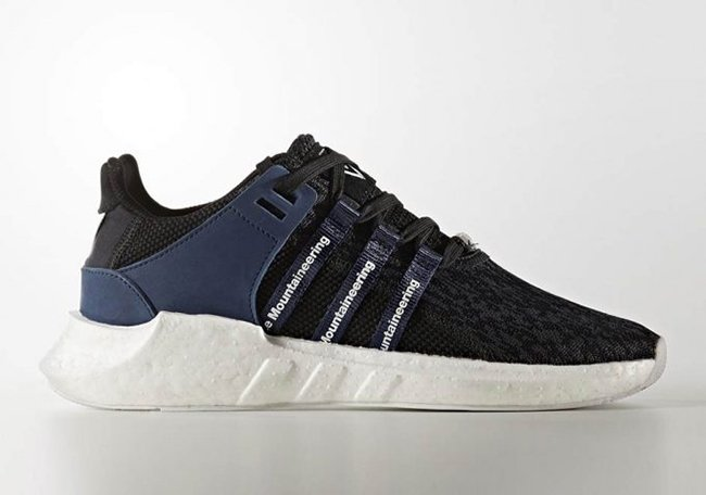 competitive price dc71d 41aff White Mountaineering x adidas EQT 93-17 Boost