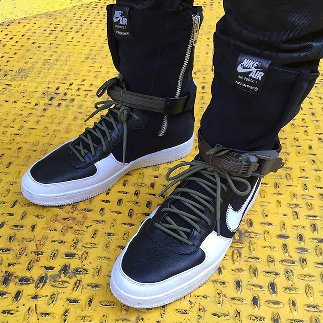 ACRONYM Nike Air Force 1 High Top