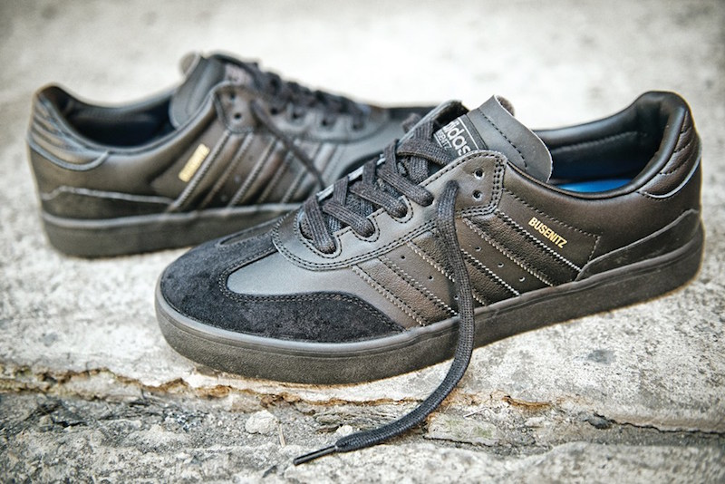 ... adidas Busenitz Vulc RX Triple Black ... 287308b10