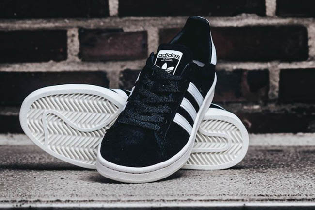 adidas Campus 80s Black White BB0080 | SneakerFiles