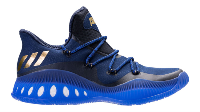 adidas Crazy Explosive Low Wiggins Collegiate Navy