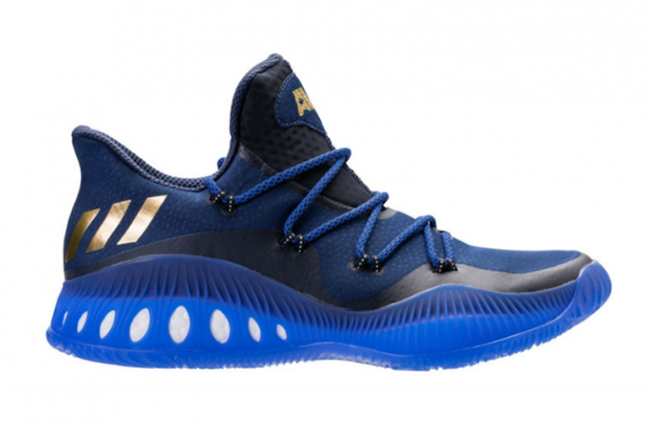 sports shoes ed74e 6c861 adidas Crazy Explosive Low Wiggins Collegiate Navy