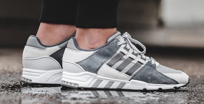 separation shoes 93bba b8881 adidas EQT Support RF Solid Grey