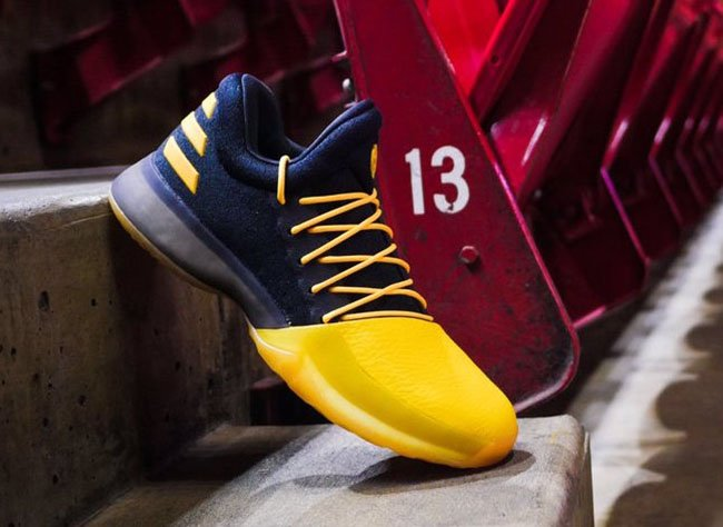 adidas Harden Vol 1 Fear the Fork Release Date
