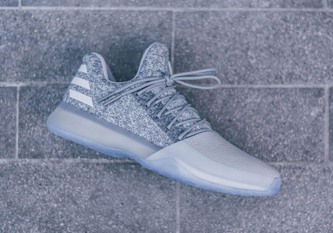 adidas Harden Vol 1 Grayvy Grey Release Date