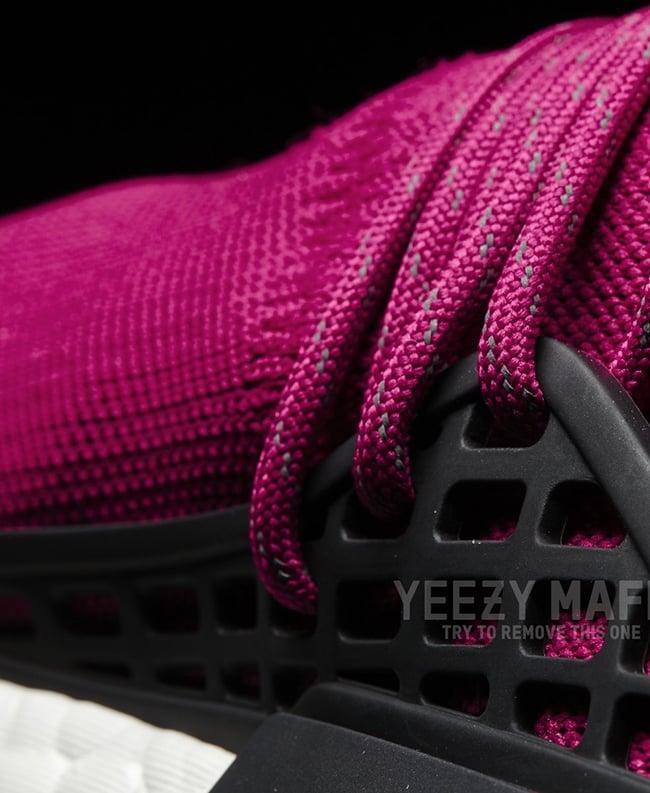 adidas NMD Hu Human Race Shock Pink