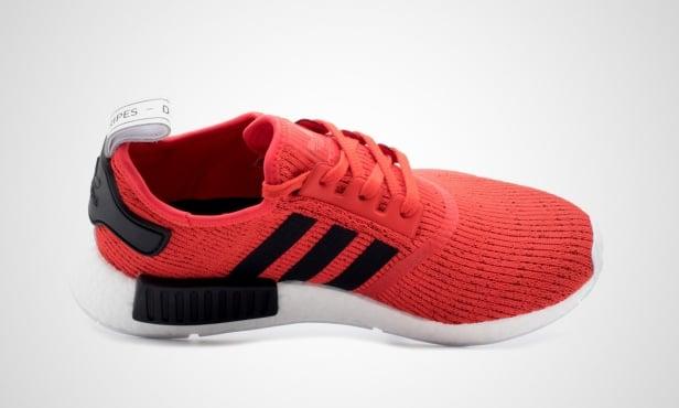 adidas NMD R1 Red Black