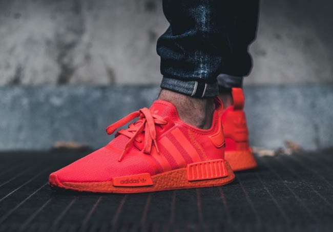 adidas NMD_R1 Solar Red S31507
