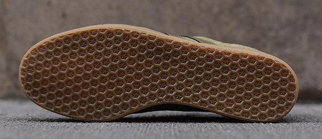 adidas Originals Gazelle Olive Suede