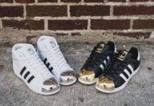 adidas Originals WMNS Metal Toe Superstar Pro Model