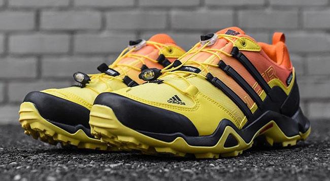 c91340811c5894 adidas outdoor terrex swift r gtx bright yellow orange