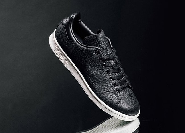 adidas Stan Smith Tumbled Leather