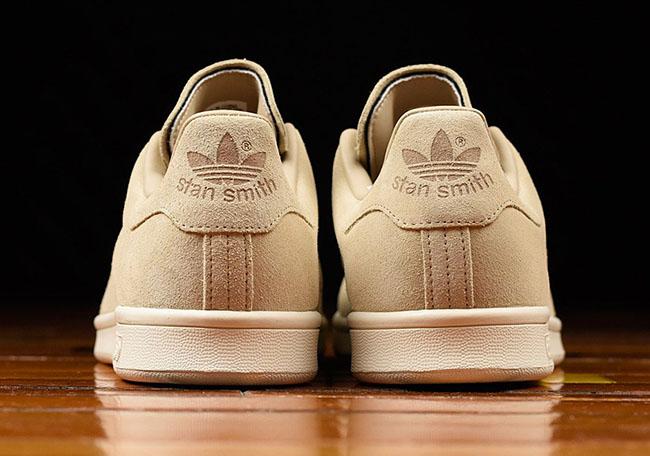 adidas Stan Smith Tan Suede BB0039
