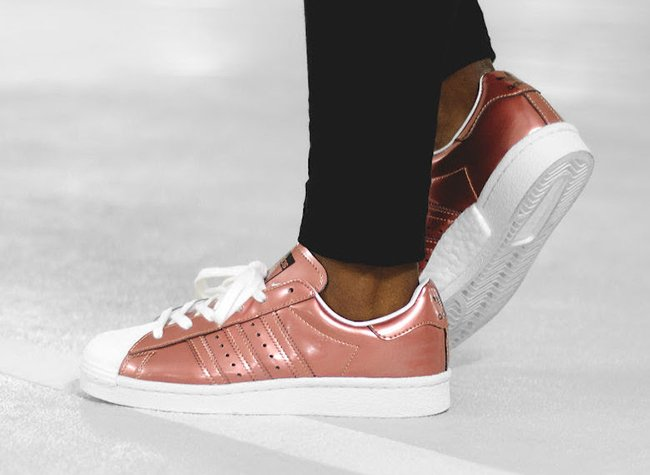 adidas superstars bronze