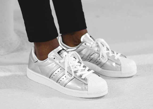adidas superstar boost metallic