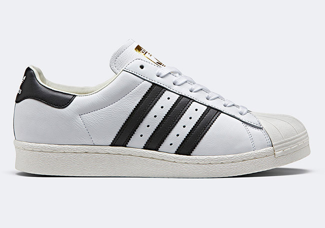 adidas Superstar Boot White Black BB0188