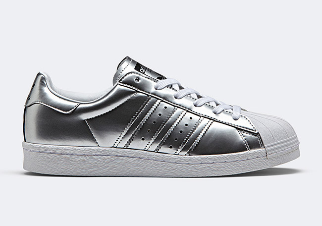 adidas Superstar Boost Women Silver BB2271