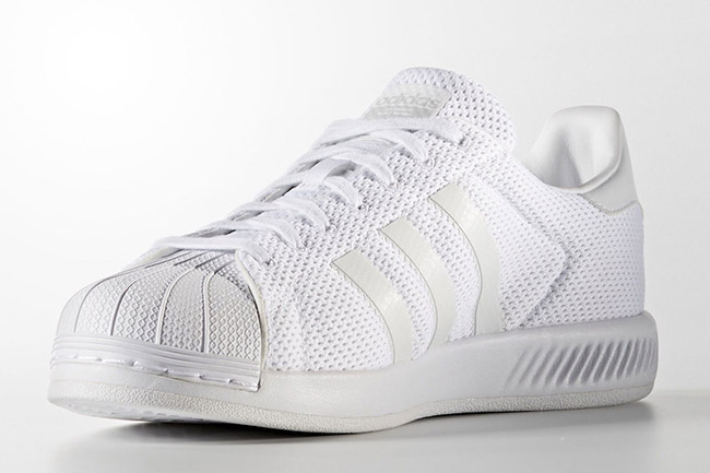 adidas Superstar Bounce White