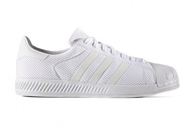 adidas Superstar Bounce White Black