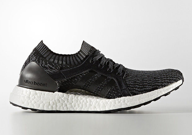 adidas Ultra Boost X Core Black
