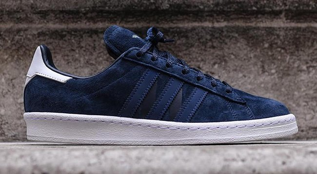 sélection premium d2c8e b38c8 White Mountaineering x adidas Campus 80s | SneakerFiles