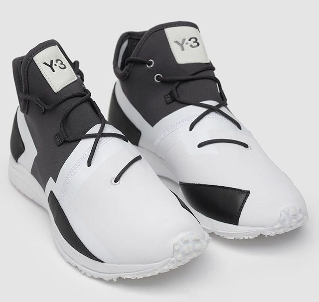 adidas Y-3 ARC RC White Black