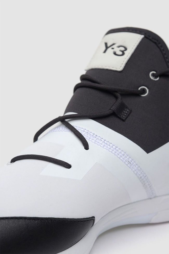 adidas Y-3 ARC RC White Black