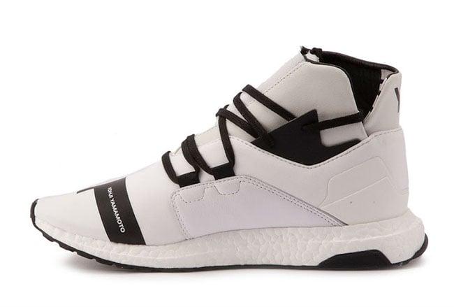 adidas Y-3 Kozoko High White Black