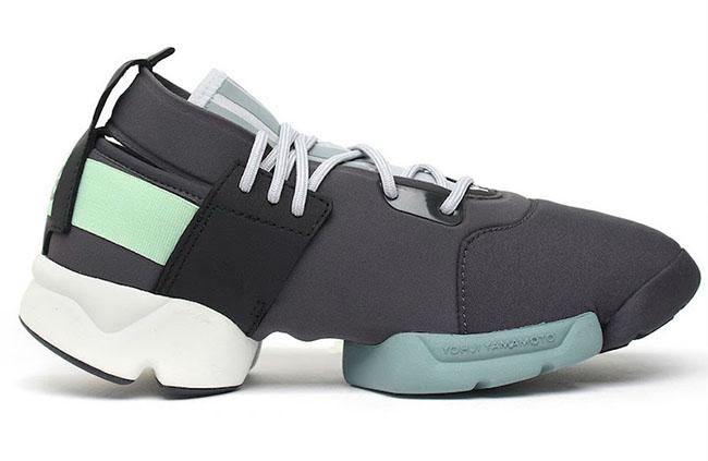 adidas Y-3 Kydo Grey Green