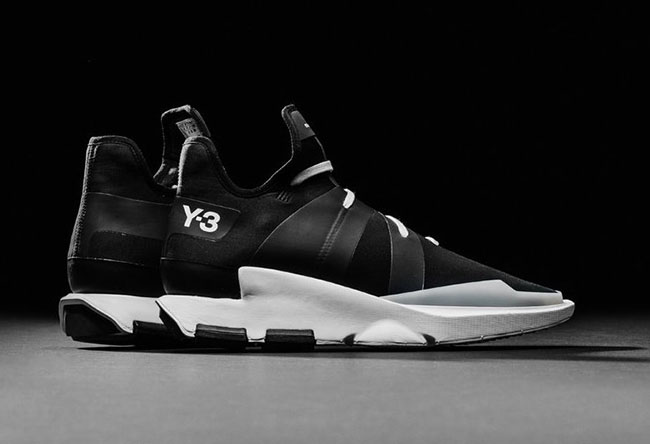 adidas Y-3 Noci Low Core Black