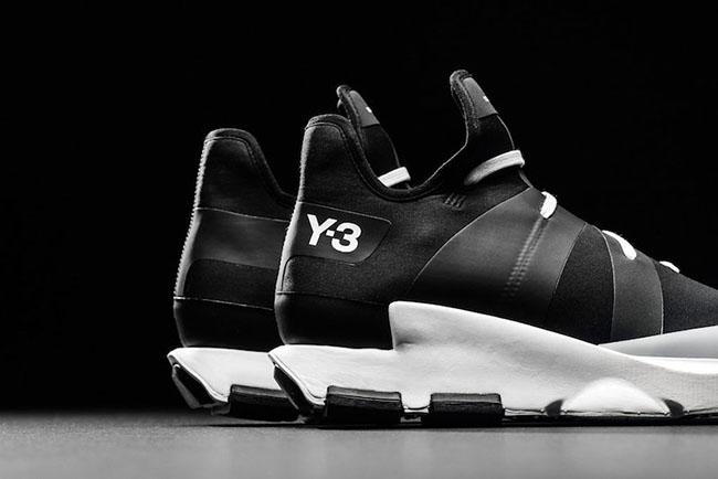 adidas Y-3 Noci Low Core Black